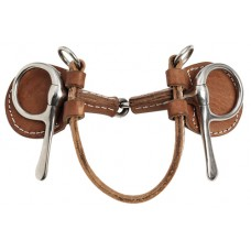 """1/2 Spoon June Frisco Leather Covered Bit 5"""" Only"""