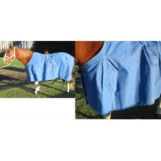 Canvas Horse Cover  21 oze  with Shoulder Gusset
