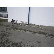 Regal H.C.D. Flyer Work Cart Quick Hitch