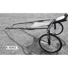 Challenger X Bike with Turbine X Wheels (not wheels in photo)
