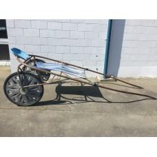 Metal Work Cart Continental