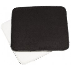 Bandage Pads Sm. Black/White Pair