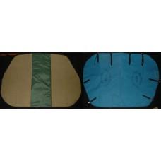 Canvas Neck Rug  Lined 15 oz Morrisons
