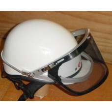 Mesh Face Visor, Lift Up