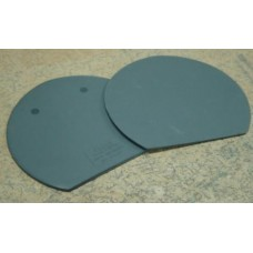 Hoof Pads Grey. Pair