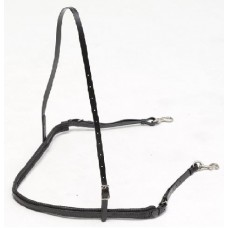 Breastplate & Clips on Traces Zilco Black